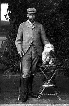 King George V  His Royal Sealyham