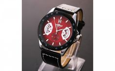 Ceas Winner Casabona Full Automatic - 4 culori (Red, Black, Gold, White), la doar 119 RON in loc de 238 RON Red Black, Black Gold, Display, Accessories, Floor Space, Billboard, Jewelry Accessories