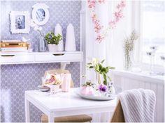 IKEA Mutfak: Mutfağınızda pastel renklere yer verin.