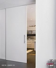 Drzwi przesuwne - Barausse Polska - italian designer doors Warszawa