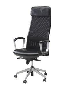 Affordable and, apparently, quality office chair from IKEA.