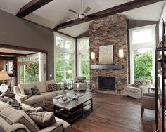 Fantastic Contemporary Living Room Designs | Fireplaces, Living Room Fireplace and Living Rooms