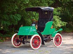 1904 Pierce Stanhope Runabout