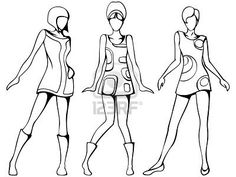the 158 best 1960 images on pinterest style fashion history and 1966 Clothing Advertisements 1960s fashion fashion vector fashion images croquis mod girl sketch inspiration