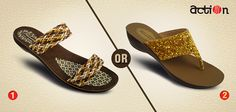 Which one would you wear tonight? #Action
