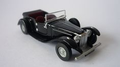 P J Shaw Toys Oxford Diecast 1/76 Black Alvis Speed Twenty Item Code: 76ALV001 Price: £4.45