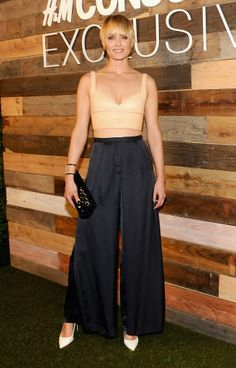 Amber Valletta  - H&M Conscious Exclusive Dinner in West Hollywood 19 March 2014