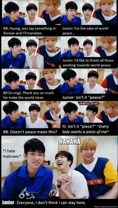 Peace XD | allkpop Meme Center