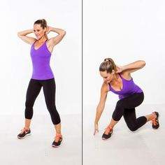 13 Amazing Workouts For Perfect Butt and Hips
