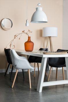 Hinreissende Esstischlampen Individualisieren Den Raum Lighting Lamps Diningroom Homedecoration Tripod Wood Floor Lamp