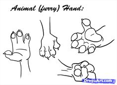 how to draw hands step 8