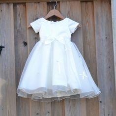79a4e955a69e05 Bruidsmeisje jurk Fleur voorkant Jurken Voor Bloemenmeisjes