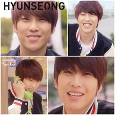Hyunseong ~ on and on