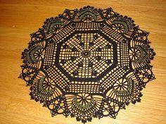 Ravelry crochet doily patterns | Crochet doily