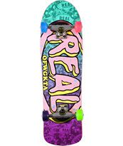 Real x Odd Future 8.93 Cruiser Complete Skateboard