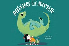 """Dinosauro bat adoptatu"" Literatura"