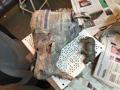 Stage de Papier Mâché - Vacances D'Hiver 2016 (en cours)