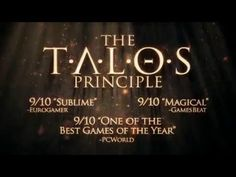 The Talos Principle. (8,89€) PAYPAL