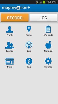 best gps running app for iphone 2012