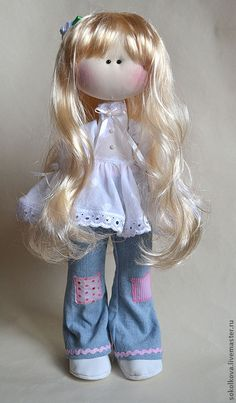 Where can I find this pattern? - Art Dolls Today