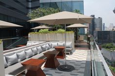 Review: Park Hyatt Bangkok - Live and Let's Fly Shear Curtains, Steam Room, Tea Service, Square Tables, Outdoor Furniture Sets, Outdoor Decor, Hotel S, Common Area, How To Level Ground