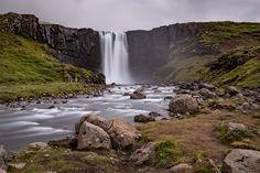 Gufufoss, Iceland