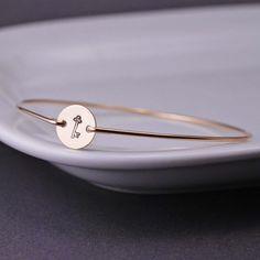 Gold Key Bracelet by georgiedesigns on Etsy - SO kappa kappa gamma!