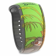 Swing into all the fun of Walt Disney World Resort when wearing The Jungle Book MagicBand Charge purchases to your room and more! Disney World Resorts, Disney Vacations, Disney Parks, Walt Disney World, Magic Band 2, Disney Magic Bands, Disney Merchandise, Books, Cruise Boat