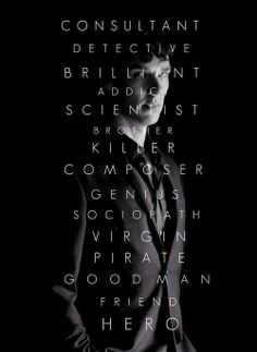 "JW: ""You'd have to be an idiot not to see it."" SH: ""Love what?"" JW: ""Being Sherlock Holmes."" SH: ""I don't even know what that's supposed to mean. Sherlock Holmes, Sherlock Fandom, Sherlock Cumberbatch, Sherlock Quotes, Sherlock John, Benedict Cumberbatch, Moriarty, Sherlock Poster, Sherlock Season"