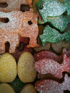 Veľkonočné linecké koláčiky - Recept