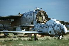 scrap military aircraft Abandoned Aircraft, Airfields, Airbases and Airport Terminals