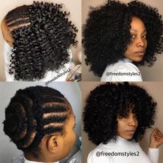 43 Best Crochet Afro Images In 2017 Natural Hair Afro Hairstyles
