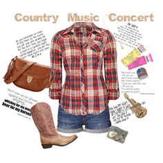 Country Music Concert, created by marybethschultz