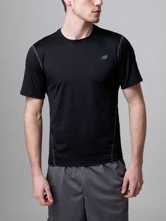 Fitted Baselayer Shirt by New Balance Apparel on Gilt