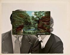 John Stezaker exhibition - in pictures