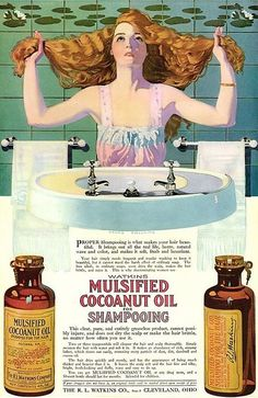Mulsified Cocoanut Oil forShampooing