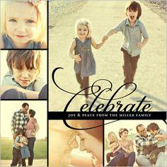 Celebrating Family 5x5 Flat Stationery Card by Poppy Studio | Shutterfly