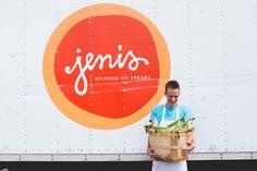 Jeni's Splendid Ice Creams - unusual flavors, worth the splurge