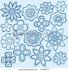 #doodles #flowers