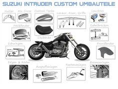 47 beste afbeeldingen van Suzuki intruder 1400