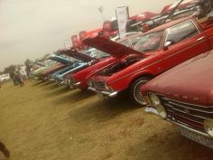"""""""The ford cortina funclub had a good day at tarlton on sunday"""" Sunday, Ford, Twitter, Domingo"""