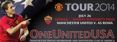 Manchester United vs AS Roma 2014 ICC Preview
