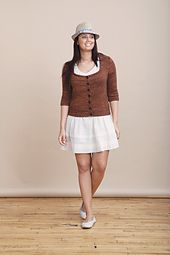 Ravelry: Squared Cardigan pattern by Amy Herzog