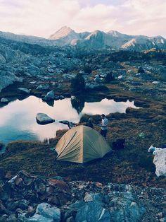 Wanna camp!!!