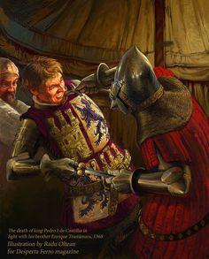 Imagen Medieval Knight, Medieval Fantasy, Dark Fantasy, Fantasy Inspiration, Character Inspiration, Medieval Drawings, Armadura Medieval, Knight Art, Early Middle Ages