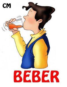 ¿Qué son los verbos? Los verbos son palabras que indican una acción realizada generalmente por una persona, animal o cosa. Est... English Class, Spanish Class, Spanish Lessons, Teaching Spanish, Action Words, High Quality Images, Classroom Decor, Disney Characters, Fictional Characters