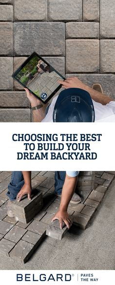 Your dream backyard starts with choosing a contractor you can trust. Our tip to you? Before you begin planning your dream backyard, learn what it means to build with a Belgard Authorized Contractor and find one near you.