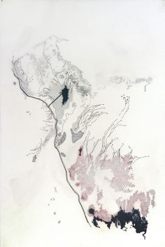 subjective cartography by Mira Rojanasakul, via Behance