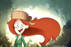 Some pretty Wendy.^^ Gravity Falls©Alex Hirsch Art©Me Wendy The Little Mermaid, My Little Pony, Dipper And Wendy, Wendy Corduroy, Grappling Hook, Dipper Pines, Mabel Pines, Gravity Falls Art, Minor Character