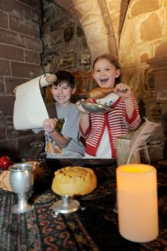 Families enjoy fun-filled adventures at Runcorn's Norton Priory Holiday Monday, Bank Holiday, Medieval, Families, Events, Fun, Mid Century, My Family, Middle Ages